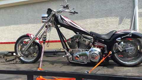 Motorcycle Towing Cherry Hill